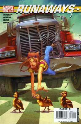 Runaways Vol. 2 (2005-2008) (Comic Book) #21