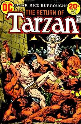 Tarzan (Comic-book) #222