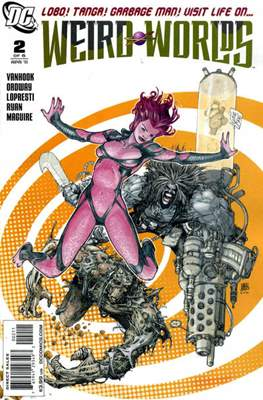 Weird Worlds (2011) (Comic Book) #2