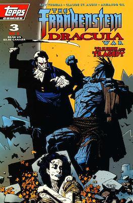 The Frankenstein Dracula War (Comic Book) #3