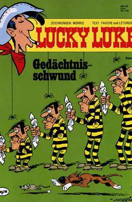 Lucky Luke (Softcover) #63
