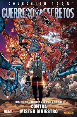 Guerreros Secretos. 100% Marvel (Rústica con solapas 120 pp) #2