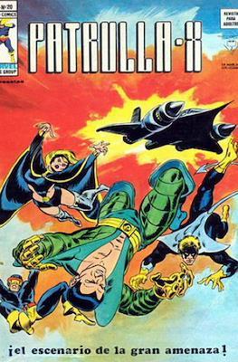 Patrulla-X Vol. 3 (1976-1980) (Rústica 40 pp) #20