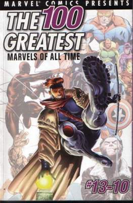 The 100 Greatest Marvels of All Time (Softcover) #4