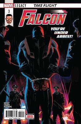 Falcon (Vol. 2 2017- ) (Grapa) #3