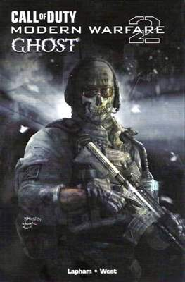 Call of Duty. Modern Warfare 2. Ghost