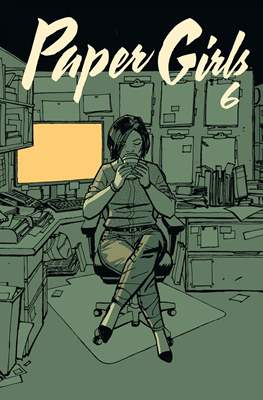 Paper Girls (Grapa 32 pp) #6