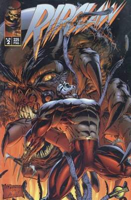 Ripclaw (Rústica, 28 páginas (1996)) #2