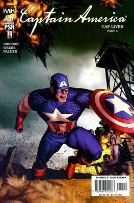 Captain America Vol. 4 (Comic Book) #20