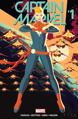 Captain Marvel (Vol. 9 2016)