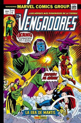 Los Vengadores. Marvel Gold. (Omnigold) (Cartoné) #6