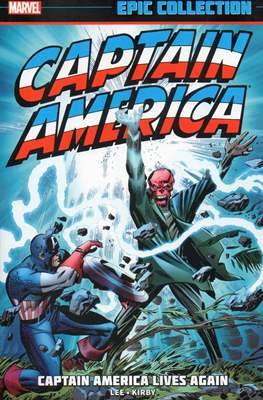 Captain America Epic Collection