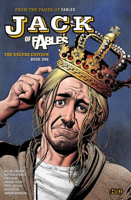 Jack of Fables The Deluxe Edition