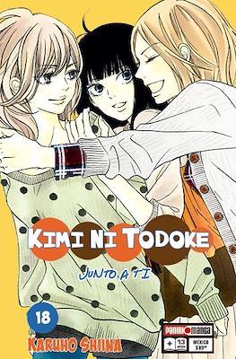 Kimi ni Todoke. Junto a Ti (Rústica) #18