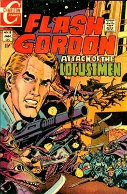 Flash Gordon (Comic-book) #18