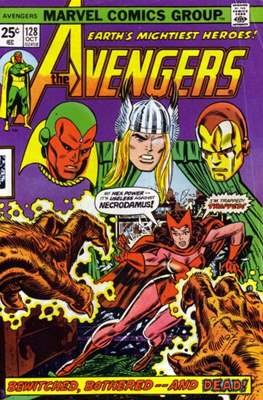 The Avengers Vol. 1 (1963-1996) (Comic Book) #128