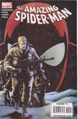 The Amazing Spider-Man Vol. 2 (1999-2014) (Comic-Book) #574