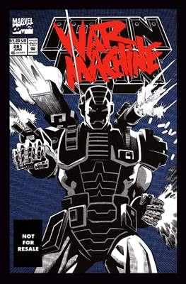 Marvel Legends Action Figure Reprints (Saddle-stitched. 32 pp) #55