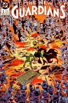 New Guardians Vol 1: (1988-1989) (comic-book.) #3