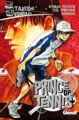 The Prince of Tennis (Rústica con sobrecubierta) #26