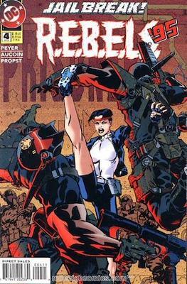 R.E.B.E.L.S. (1994-1996) #4