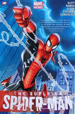 The Superior Spider-Man (Vol. 1 2013-2014) (Hardcover) #1