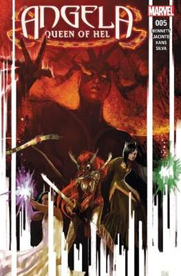 Angela: Queen of Hel #5