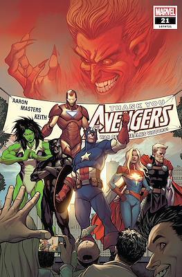 The Avengers Vol. 8 (2018-...) (Comic Book) #21