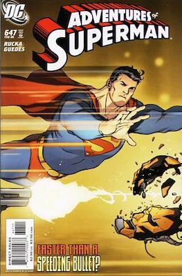Superman Vol. 1 / Adventures of Superman Vol. 1 (1939-2011) (Comic Book) #647