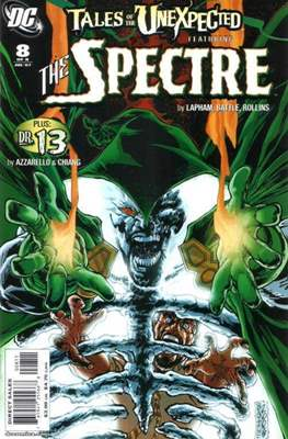 Tales of the Unexpected featuring The Spectre #8