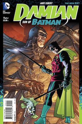 Damian: Son of Batman (2013-2014) (Comic Book) #1