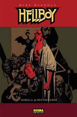 Hellboy (Cartoné) #1