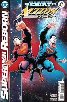 Action Comics Vol. 1 (1938-2011; 2016-) (Comic Book) #976