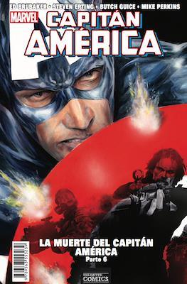 La muerte del Capitán América (Rústica) #6