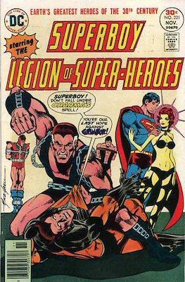 Superboy Vol.1 (1949-1977) #221
