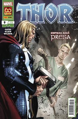 Thor / El Poderoso Thor / Thor - Dios del Trueno / Thor - Diosa del Trueno / El Indigno Thor (2011-) (Grapa) #116/9