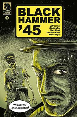 Black Hammer '45 (Comic Book) #4