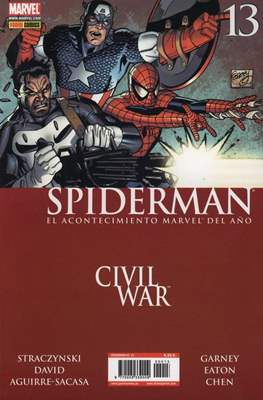 Spiderman Vol. 7 / Spiderman Superior / El Asombroso Spiderman (2006-) (Rústica) #13