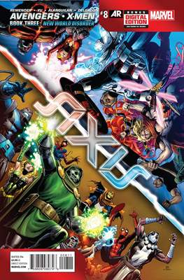 Avengers & X-Men: Axis (Comic-book) #8