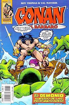 Conan el Bárbaro (1998-2001) (Grapa 24 pp) #70
