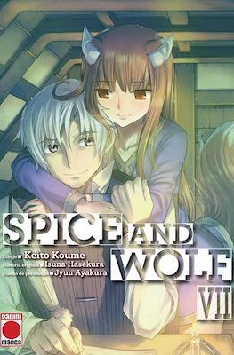 Spice and Wolf (Rústica con sobrecubierta) #7