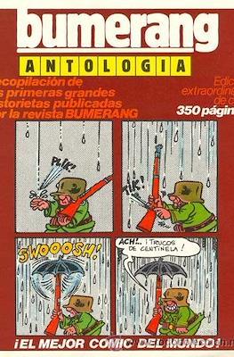 Antología Bumerang (Retapado Rústica) #3