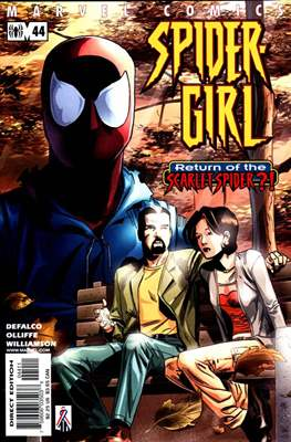 Spider-Girl vol. 1 (1998-2006) (Comic-Book) #44