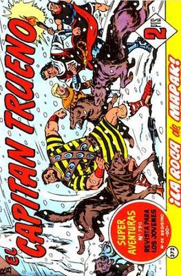 El Capitán Trueno (Grapa, 12 páginas (1991)) #372