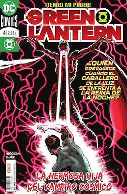 Green Lantern. Nuevo Universo DC / Hal Jordan y los Green Lantern Corps. Renacimiento (Grapa) #86/4