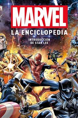 Marvel La Enciclopedia (Cartoné 448 pp) #