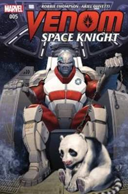 Venom: Space Knight (Comic Book) #5