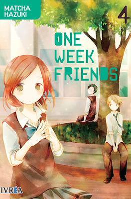 One Week Friends (Rústica con sobrecubierta) #4