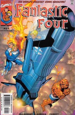 Fantastic Four Vol. 3 (Comic Book) #24