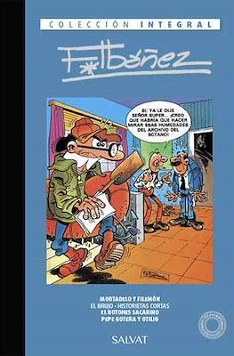 Colección Integral F.Ibáñez (Cartoné 200 pp) #34